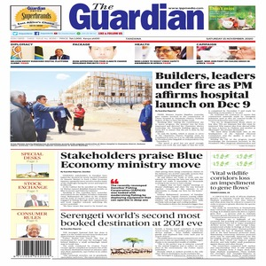 The Guardian 21 November 2020