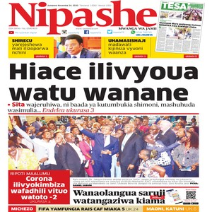 NIPASHE 24 NOVEMBA 2020