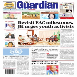 Revisit EAC milestones   JK urges youth activists