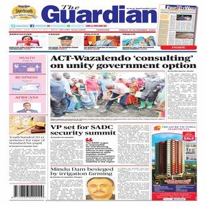 ACT Wazalendo  consulting  on unity government option