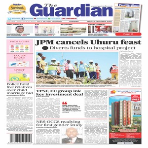 JPM cancels Uhuru feast