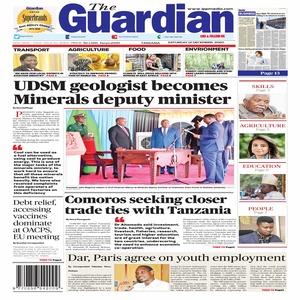UDSM geologist becomes Minerals deputy minister
