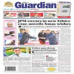 JPM swears in new Ethics  czar  unveils Xmas wishes