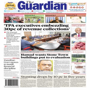 TPA executives embezzling  30pc of revenue collections