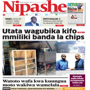 NIPASHE 31 DESEMBA  2020