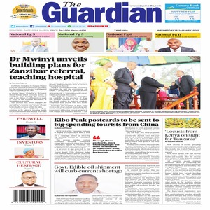 Dr Mwinyi unveils building plans for  Zanzibar referral   teaching hospital