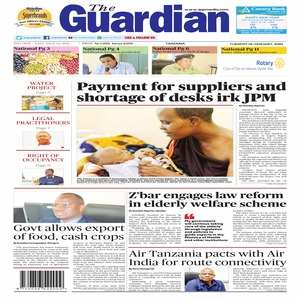 The Guardian 19 January 2021