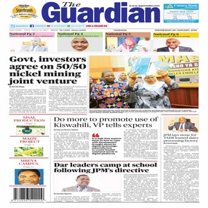 The Guardian 20 January 2021