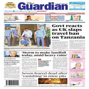 The Guardian 23 January 2021