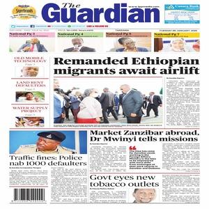 Remanded Ethiopian  migrants await airlift