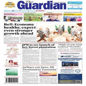 The Guardian 27 January  2021