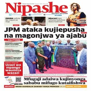 JPM ataka kujiepusha na magonjwa ya ajabu