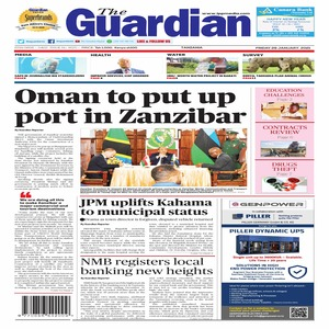 Oman to put up port in Zanzibar