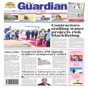 Contractors  stalling water projects risk blacklisting