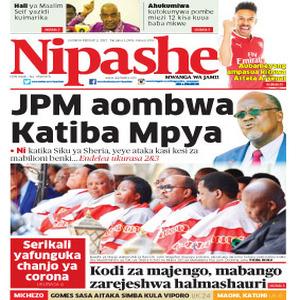 JPM aombwa Katiba Mpya