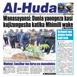 Wanasayansi  Dunia yaongeza kasi kujizungusha katika Mhimili wake