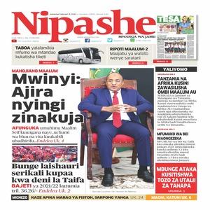 MAHOJIANO MAALUM  Mwinyi Ajira nyingi zinakuja