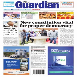 The Guardian 15 February  2021
