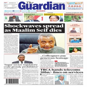 The Guardian 18 February 2021