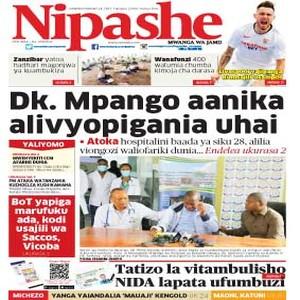 Dk  Mpango aanika alivyopigania uhai