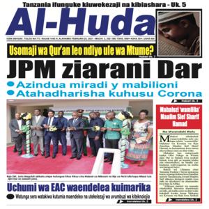 JPM ziarani Dar