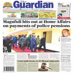 The Guardian 27 February 2021