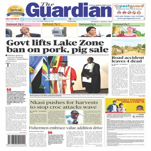The Guardian 1 March 2021