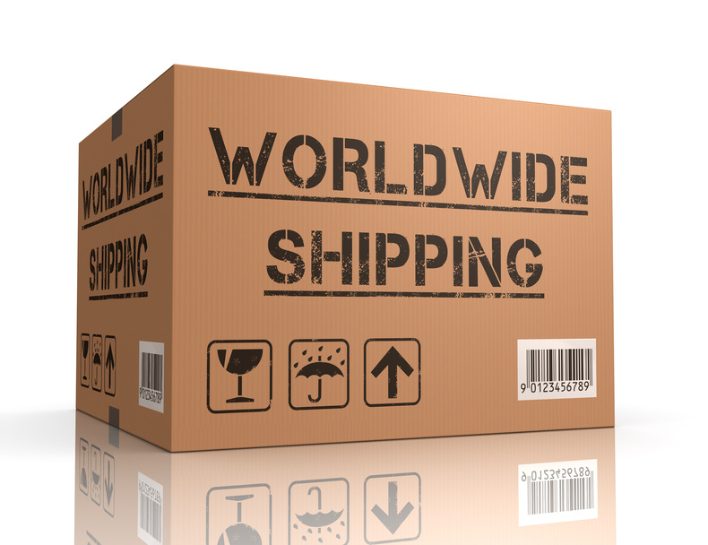 wordlwide shipping at EcoHealthLab