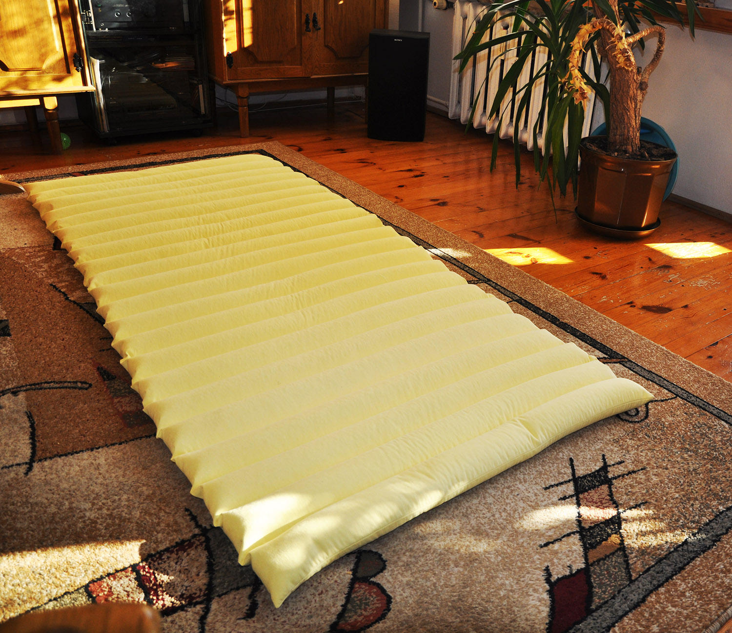 Buckwheat Husk Mattress Eco Health Lab