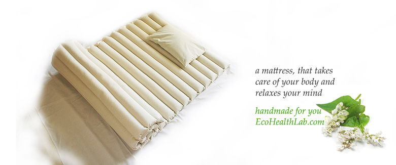 Buy a buckwheat hulls mattress for less! Special Spring ...