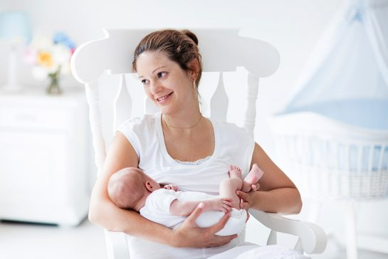 breast-feeding pillow
