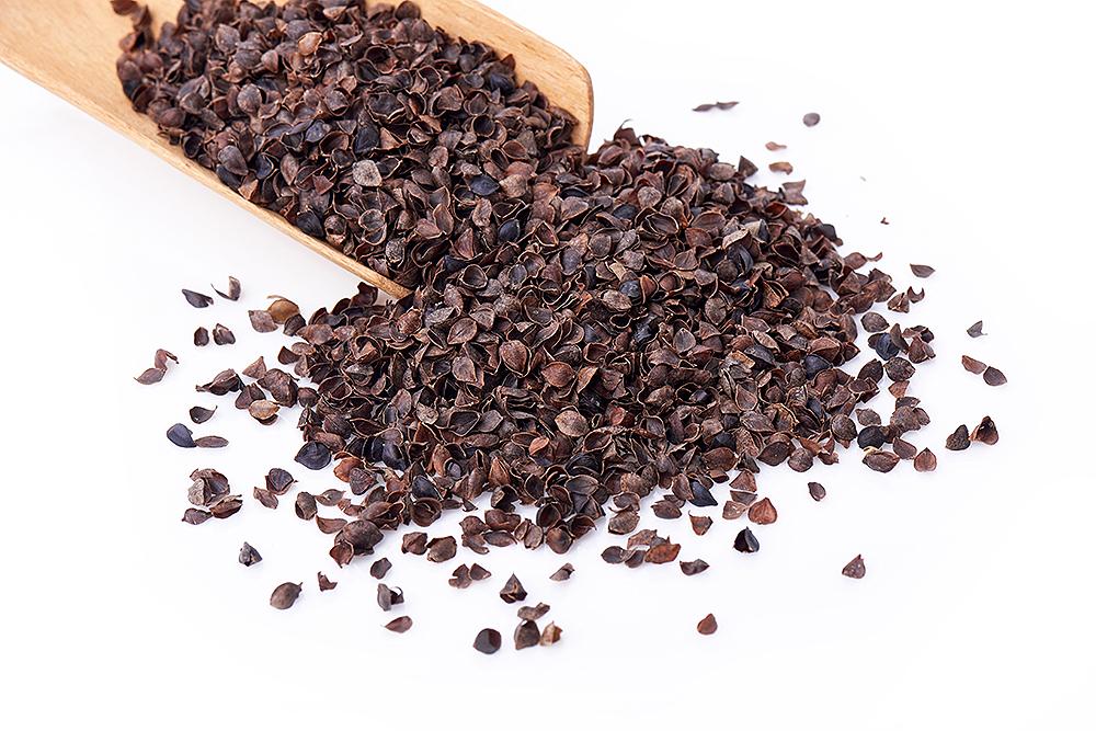 Organic Bckwheat hulls