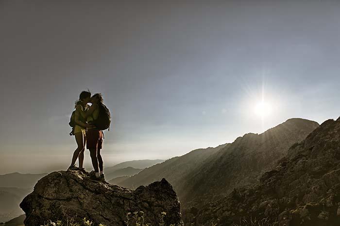 healthy climbers