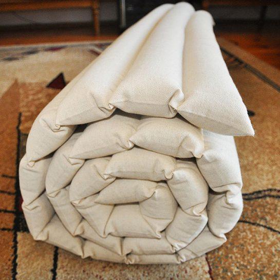 organic buckwheat mattress
