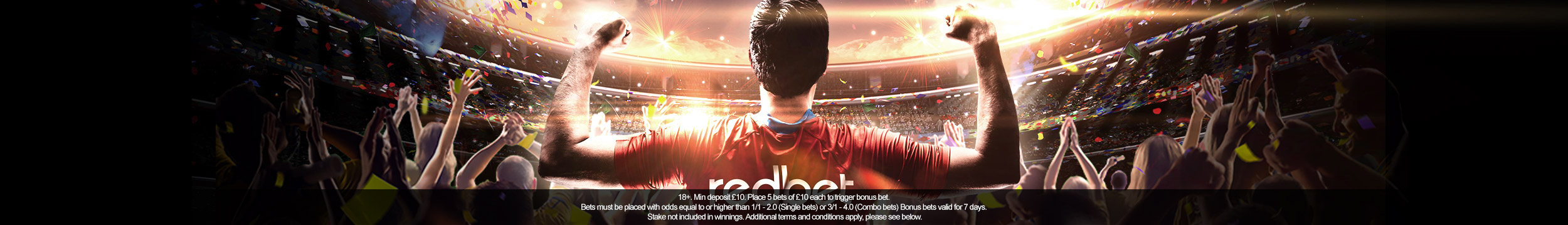 Welcome to the new redbet sportsbook