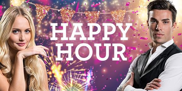 Wochenend-Happy-Hour