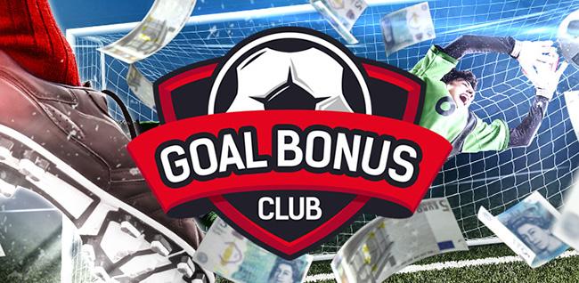 redbet Goal Bonus each week!