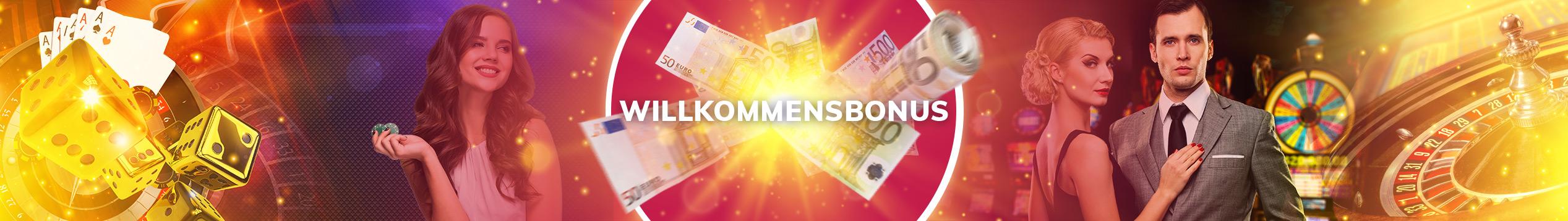 Willkommensbonus in Höhe von bis zu 100€