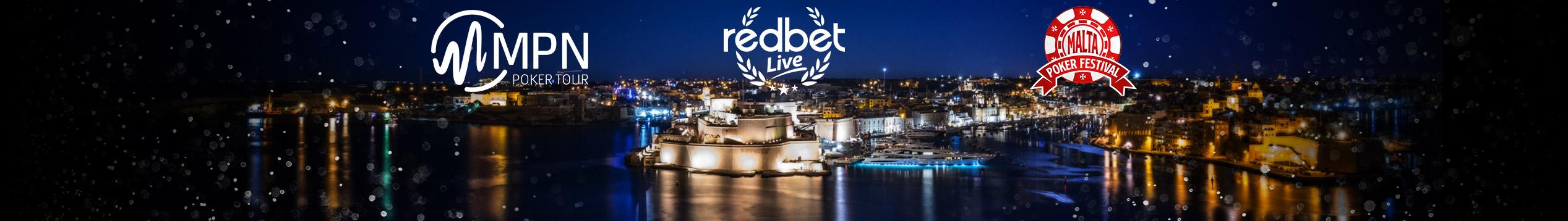 Massiv Live Poker på Malta!