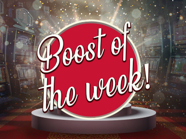 Boost of the week!