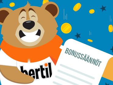 Bertilin bonussäännöt