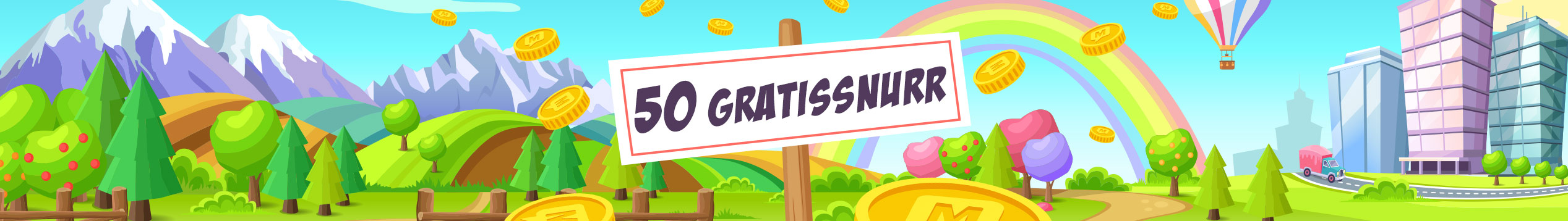 Spela bingo i helgen och belönas med 50 gratissnurr!