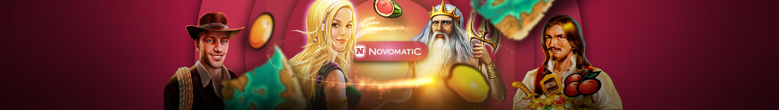 Välkommen Novomatic