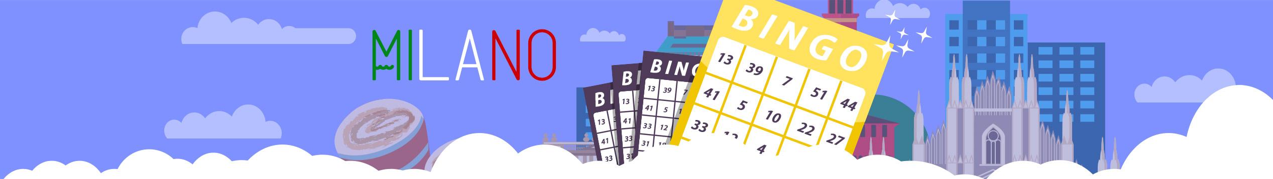 Samla gratisbrickor i bingohallen Milano denna vecka!