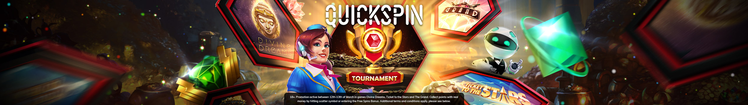 Quickspin Tournament
