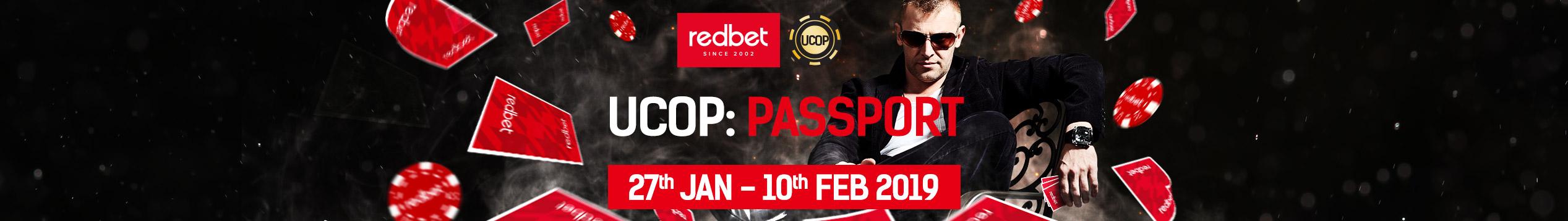Universal Championship Of Poker: Passport