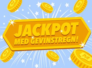 Jackpot-maraton med gevinstregn