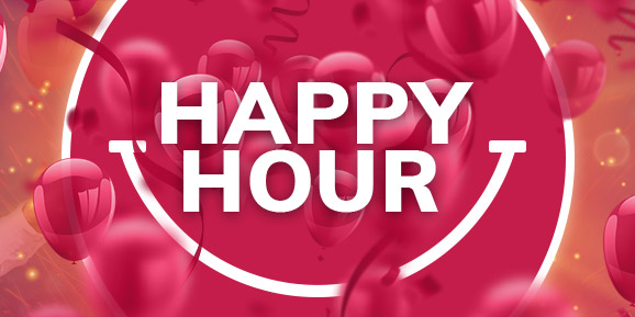 Live-Casino Happy Hour