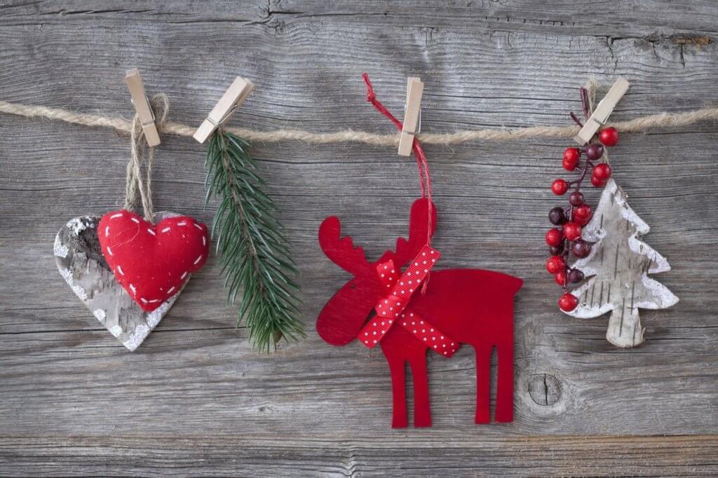 Zero Waste Weihnachten – selbstgemachte Deko