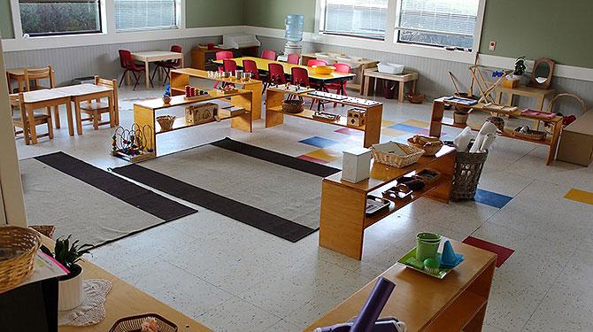 Przedszkole metodą Montessori